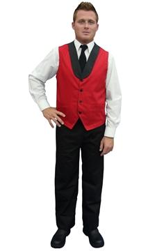 Ρουχα Εργασιας, φορμες εργασιας, στολες  της Γιλέκο σερβιτόρου χωρίς φόδρα (ΚΩΔ: 2K106)
