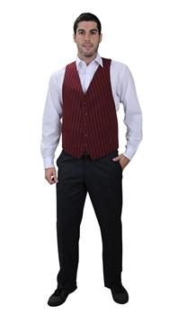 Ρουχα Εργασιας, φορμες εργασιας, στολες  της Γιλέκο φοδραρισμένο με άνοιγμα στην πλάτη (ΚΩΔ: 2K102)