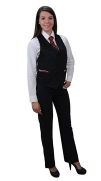 Ρουχα Εργασιας, φορμες εργασιας, στολες  της Γιλέκο φοδραρισμένο με άνοιγμα στην πλάτη  (ΚΩΔ: 2K102B)