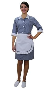 Ρουχα Εργασιας, φορμες εργασιας, στολες  της Σετ καμαριέρας (ΚΩΔ:1Z124A)