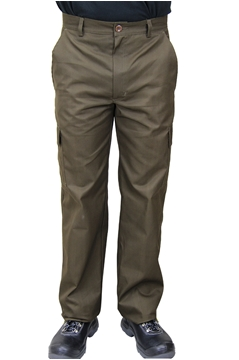 Ρουχα Εργασιας, φορμες εργασιας, στολες  της Παντελόνι εργασίας με πλαινές τσέπες (προσφορά) (ΚΩΔ:1T138D)