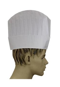 Ρουχα Εργασιας, φορμες εργασιας, στολες  της Καπέλο σεφ μιας χρήσης (ΚΩΔ:2H103)