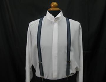 Ρουχα Εργασιας, φορμες εργασιας, στολες  της Τιράντες Unisex μονόχρωμες 25mm (ΚΩΔ:62025)