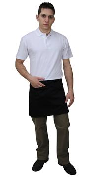 Ρουχα Εργασιας, φορμες εργασιας, στολες  της Ποδιά σέρβις με τσέπες 38 cm (ΚΩΔ:1A101)