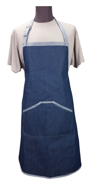 Ρουχα Εργασιας, φορμες εργασιας, στολες  της Ποδιά τζίν (ΚΩΔ:1A1521)