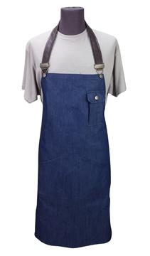 Ρουχα Εργασιας, φορμες εργασιας, στολες  της Ποδιά τζίν (ΚΩΔ:1A1524)