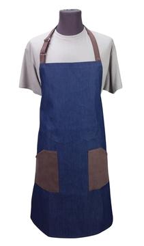 Ρουχα Εργασιας, φορμες εργασιας, στολες  της Ποδιά τζίν (ΚΩΔ:1A1526)