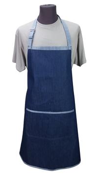 Ρουχα Εργασιας, φορμες εργασιας, στολες  της Ποδιά τζίν (ΚΩΔ:1A1528)