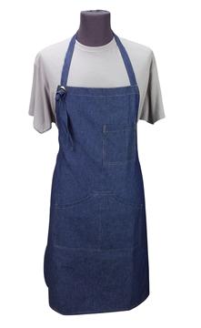 Ρουχα Εργασιας, φορμες εργασιας, στολες  της Ποδιά τζίν (ΚΩΔ:1A1529)