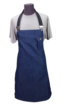 Ρουχα Εργασιας, φορμες εργασιας, στολες  της Ποδιά τζίν (ΚΩΔ:1A15212)