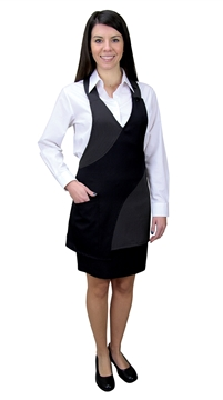Ρουχα Εργασιας, φορμες εργασιας, στολες  της Ποδιά γυναικεία (ΚΩΔ:1A1120)