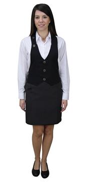 Ρουχα Εργασιας, φορμες εργασιας, στολες  της Ποδιά γιλέκο unisex 80εκ (ΚΩΔ: 1A1114)