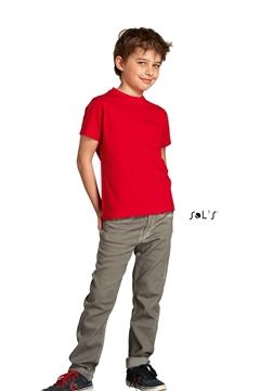 Ρουχα Εργασιας, φορμες εργασιας, στολες  της Παιδικό t-shirt με στρογγυλή λαιμόκοψη (ΚΩΔ:11770)