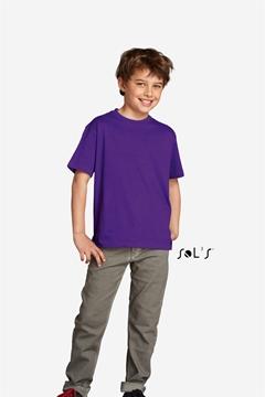 Ρουχα Εργασιας, φορμες εργασιας, στολες  της Παιδικό t-shirt με στρογγυλή λαιμόκοψη (ΚΩΔ:11970)