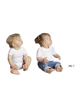 Ρουχα Εργασιας, φορμες εργασιας, στολες  της Τ-shirt για μωρά (ΚΩΔ:11975)