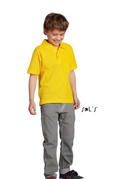 Ρουχα Εργασιας, φορμες εργασιας, στολες  της Παιδικό πόλο πικέ (ΚΩΔ:11344)
