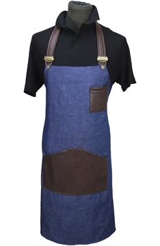 Ρουχα Εργασιας, φορμες εργασιας, στολες  της Ποδιά τζίν (ΚΩΔ:1A1532)