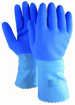 Ρουχα Εργασιας, φορμες εργασιας, στολες  της Γάντια χημικών ΜΑΡΑ JERSETTE Συσκευασία των 5 τεμ. (ΚΩΔ: 8260-000)