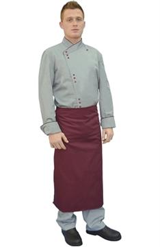 Ρουχα Εργασιας, φορμες εργασιας, στολες  της Ποδιά μισή 70X80 (ΚΩΔ.:1A117)