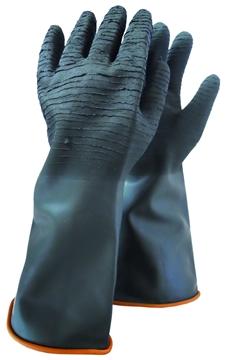 Ρουχα Εργασιας, φορμες εργασιας, στολες  της ΓΑΝΤΙΑ ΕΛΑΣΤΙΚΟΥ ΒΙΟΜΗΧΑΝΙΚΑ 36cm  Συσκευασία 10 τεμ. (ΚΩΔ: 8000-051)
