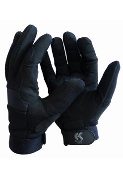 Ρουχα Εργασιας, φορμες εργασιας, στολες  της Γάντια Spandex μαύρα  Συσκευασία των 10 τεμ. (ΚΩΔ:8604-080)