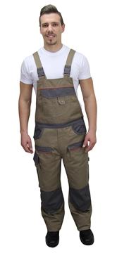 Ρουχα Εργασιας, φορμες εργασιας, στολες  της Φόρμα εργασίας με ράντες (ΚΩΔ.:MCSA2)