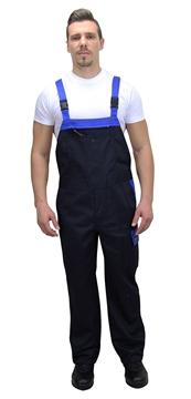 Ρουχα Εργασιας, φορμες εργασιας, στολες  της Φόρμα εργασίας με ράντες (ΚΩΔ.:2G175)