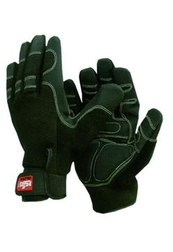 Ρουχα Εργασιας, φορμες εργασιας, στολες  της Γάντια ISSA SHOCK  Συσκευασία των 5 τεμ. (ΚΩΔ: 8604-001)