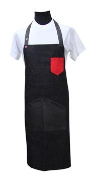 Ρουχα Εργασιας, φορμες εργασιας, στολες  της Ποδιά Τζίν (ΚΩΔ.:1A1535)