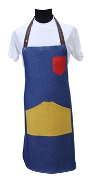 Ρουχα Εργασιας, φορμες εργασιας, στολες  της Ποδιά Τζίν (ΚΩΔ.:1A1546)