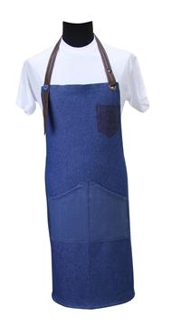 Ρουχα Εργασιας, φορμες εργασιας, στολες  της Ποδιά Τζίν (ΚΩΔ.:1A1548)