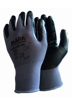 Ρουχα Εργασιας, φορμες εργασιας, στολες  της Γάντια λεπτά ΜΑΡΑ ULTRANE Συσκευασία των 10 τεμ. (ΚΩΔ: 8260-040)