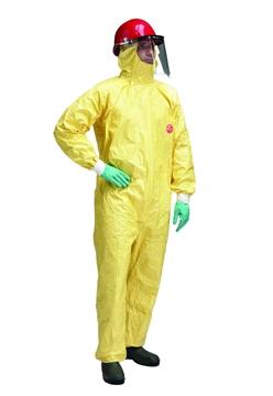 Ρουχα Εργασιας, φορμες εργασιας, στολες  της Στολή προστασίας TYCHEM C (ΚΩΔ:5503-000)