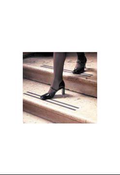 Ρουχα Εργασιας, φορμες εργασιας, στολες  της Ταινία αντιολισθητική Safety-Walk™ 5εκ.Χ18,3εκ (ΚΩΔ:9500-0751)