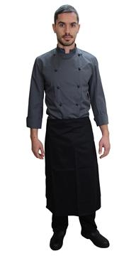 Ρουχα Εργασιας, φορμες εργασιας, στολες  της Σακάκι μάγειρα (ΚΩΔ:1S108)