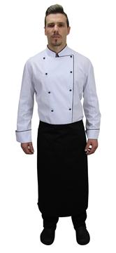 Ρουχα Εργασιας, φορμες εργασιας, στολες  της Σακάκι μάγειρα (ΚΩΔ.:1S113A)
