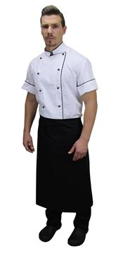 Ρουχα Εργασιας, φορμες εργασιας, στολες  της Σακάκι μάγειρα (ΚΩΔ.:1S109)