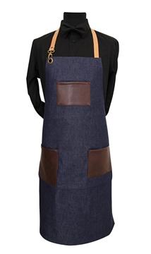 Ρουχα Εργασιας, φορμες εργασιας, στολες  της Ποδιά Τζίν (ΚΩΔ.:1A1579)