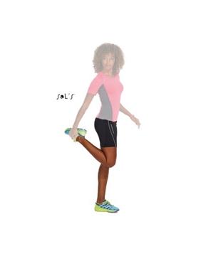 Ρουχα Εργασιας, φορμες εργασιας, στολες  της Γυναικείο σόρτς για τρέξιμο (ΚΩΔ:01413)