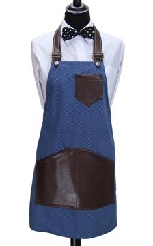 Ρουχα Εργασιας, φορμες εργασιας, στολες  της Ποδιά Τζίν Γυναικεία (ΚΩΔ.:1A1589)