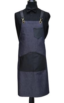Ρουχα Εργασιας, φορμες εργασιας, στολες  της Ποδιά Τζίν Χιαστή (1A1595)