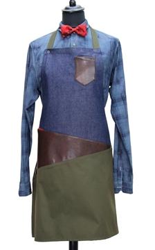 Ρουχα Εργασιας, φορμες εργασιας, στολες  της Ποδιά Τζίν (ΚΩΔ.:1A1557)