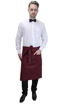 Ρουχα Εργασιας, φορμες εργασιας, στολες  της Ποδιά σέρβις μισή 65cm ASTRA (KΩΔ: 50-201-3)