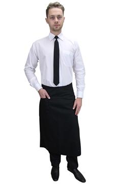 Ρουχα Εργασιας, φορμες εργασιας, στολες  της Ποδιά σέρβις μισή με τσέπη 70Χ80 (ΚΩΔ:1P1084)