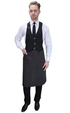 Ρουχα Εργασιας, φορμες εργασιας, στολες  της Ποδιά γιλέκο αντρική 100εκ (ΚΩΔ: 1A1112)