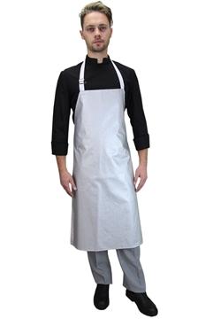 Ρουχα Εργασιας, φορμες εργασιας, στολες  της Ποδιά στήθους αλουμινίου (ΚΩΔ.:1N1012)