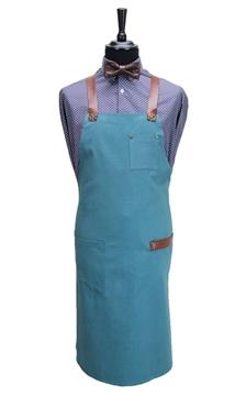 Ρουχα Εργασιας, φορμες εργασιας, στολες  της Ποδιά στήθους χιαστή (ΚΩΔ.:1A1614)