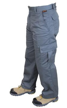 Ρουχα Εργασιας, φορμες εργασιας, στολες  της Παντελόνι εργασίας με πλαινές τσέπες (C701G)