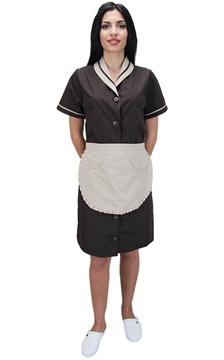 Ρουχα Εργασιας, φορμες εργασιας, στολες  της Σετ καμαριέρας (ΚΩΔ.:1N1031)