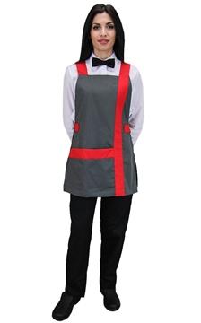 Ρουχα Εργασιας, φορμες εργασιας, στολες  της Ποδιά γυναικεία δετή (ΚΩΔ.: 1N1036)